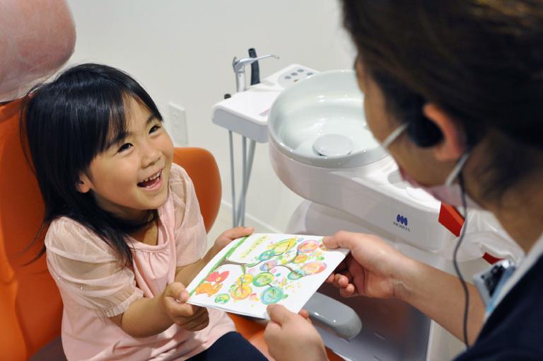 当院ではお子さんの大切な歯を生涯にわたって守るためすくすくノートを作成しています